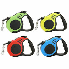 Dog Leash Automatic Retractable Walking Collar Dog Pet 16.5 Ft - 33 lbs