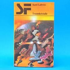 SF-Utopia | Traumkristalle | Kurd Laßwitz | DDR 1982 Utopische Erzählungen