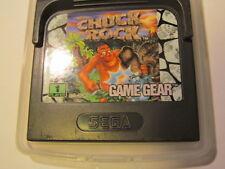 SEGA Game Gear Chuck Rock (cartouche seule)