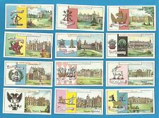 Players cigarette cards - COUNTRY SEATS AND ARMS - Mint in original packaging