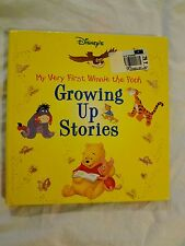 My Very First Winnie the Pooh Growing up Stories by Kathleen Weidner Zoehfeld...