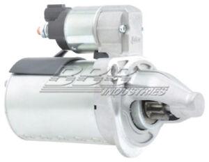 Remanufactured Starter  BBB Industries  52044