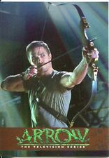 Arrow Season 1 Bronze Parallel Training Chase Card TR6