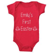 Peleles y bodies rojos de bebé para niñas de 0 a 24 meses