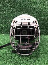 """Ccm FL60 Hockey Helmet 6 7/8"""" To 7 3/8"""""""