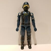 G.I. Joe ARAH 1982 COBRA SOLDIER Straight Arm Action Figure SUPER NICE+++!!!