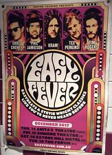Easy Fever Australian Tour Dec 2017 Tim Rogers, Tex Perkins, Kram, Chris Cheney