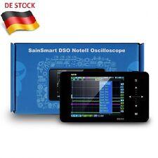 "Schwarz Mini DS202 3 ""TFT LCD Taschen Portable Handheld Digital Oszilloskop DE."