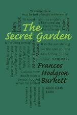Word Cloud Classics: The Secret Garden by Frances Hodgson Burnett (2013,...