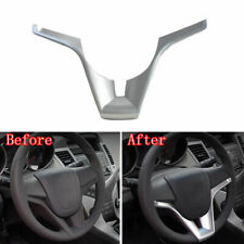 For Chevrolet/Cruze/Sedan/Hatchback Car Steering Wheel Insert Trim Cover Sticker