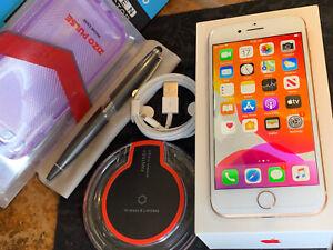 Apple iPhone 8 (64gb) Verizon Globally Unlocked (A1863) Gold: MiNT {iOS13}82%