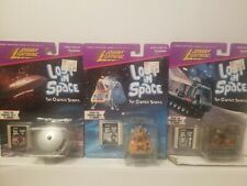 1998 Johnny Lightning Lost In Space lot Of 3