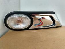 2007 2008 Mini Cooper S Hatchback Passenger Side Fender Emblem Marker Lamp