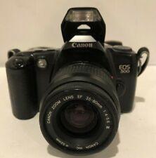 Canon Eos Rebel G / 500N 35mm Slr Film Camera W/ Canon Ef 35-80 1:4-5.6 Iii Zoom