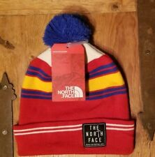 adde954af5f New ListingNew w tag 2018 Ouray Ice Festival NORTH FACE Vintage Style Knit  Hat Ski Pom Tuke