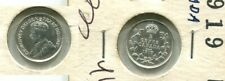 1919 CANADA SILVER NICKEL TYPE COIN BU 4654M