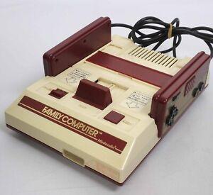 """Famicom Junk Console """" Système Seulement """" Nintendo FC Article Réf H11316004 Non"""