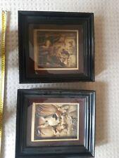 Pair Of Framed Ivorex Dickensian Frames