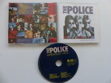 THE POLICE Greatest hits 540030 2   CD ALBUM