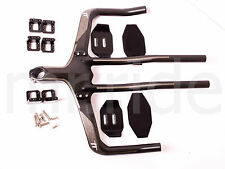 Climax Carbon time trial 3T Aero handlebar Bar+Extensions,3k Matt,400x80,M Size