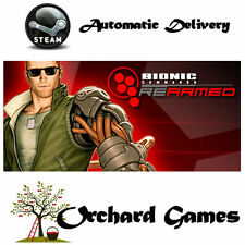 Bionic Commando : Rearmed : PC :  Steam Digital : Auto Delivery