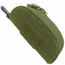 Condor #217 OD Green PALS MOLLE Goggle Sunglasses Eyeglasses Glasses Case Pouch