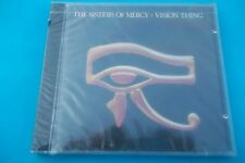 """THE SISTERS OF MERCY """" VISION THING """" CD 1990 WEA RECORDS SEALED"""