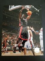 SHAQUILLE  O'NEAL MIAMI HEAT 8X10 PHOTO NBA LICENSED COLOR PICTURE
