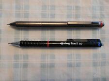Rotring Trio Mechanical Pen Pencil + Rotring Tikky II 0.7