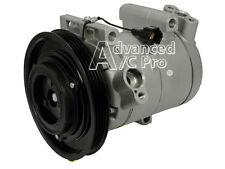 New A/C Compressor Fits: 1999 - 2004 Nissan Frontier V6 3.3L Non Supercharger