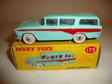 DINKY 173 NASH RAMBLER - EXCELLENT in original BOX