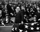 29th US President WARREN HARDING Glossy 8x10 Photo 1st Pitch Portrait Poster