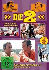Die 2 - Komplette Serie - Roger Moore, Tony Curtis - 8 DVD Box