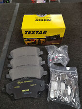 FORD FIESTA 1.0 1.5 1.6 ST180 2.0 MK7 TEXTAR OE QUALITY FRONT BRAKE PADS