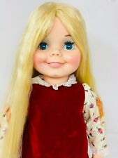"""Vintage 1971 Kenner Crumpet - 18"""" Doll in Original Outfit"""