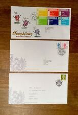 Set of 3 First Day Covers- 2003 Occasions And Definitive Covers