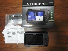 Garmin Striker 7SV Fish Finder with transducer plus bonus
