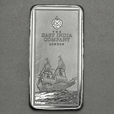 St. Helena East India Company 2021 250 Gramm 999 Silberbarren Münzbarren