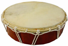 Flache Holztrommel, Percussion Rhythmus Klang Instrumente, Frame Drum, Hand Tro