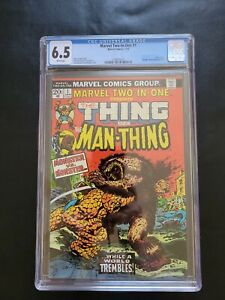 Marvel Two In One 1 CGC 6.5