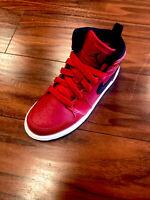 Nike Jordan Sneakers Mid BP Basketball Running Walking Red 640734 602