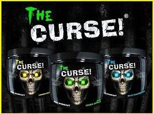 Cobra Labs The Curse Lemon RUSH  INTENSE!!! NEW Flavor  Insane Energy