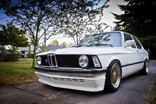 BMW E21 BBS FRONT SPOILER with fitting kit lip apron valance euro bumper 323