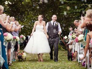 Blow us kisses Bubble Wedding Bubble Tube Labels, Bubble Wand Labels, Favors