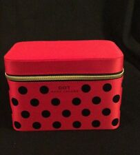 MARC JACOBS DOT LUXURY New Make up Cosmetic BOX VANITY Case