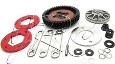 Savage X 4.6 SPUR GEAR & Brake Set 47t pads slipper plate clutch disc HPI 109083