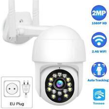 1080P HD Wireless Camera Wifi Outdoor  HD Home Smart Security IR Camera x1PC.