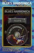 BLUES HARMONICA PACK Baker Book/CD/Harmonica*