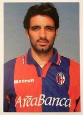 Cartolina Bologna Calcio 2001-02 Fabio Pecchia