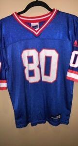 Eric Moulds Buffalo Bills #80 Adidas Jersey Youth Large